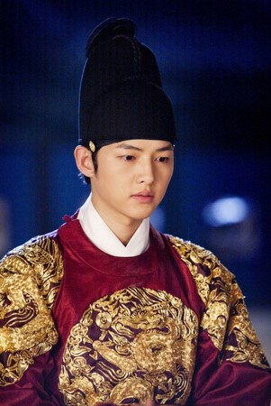 Song Joong Ki King Sejong